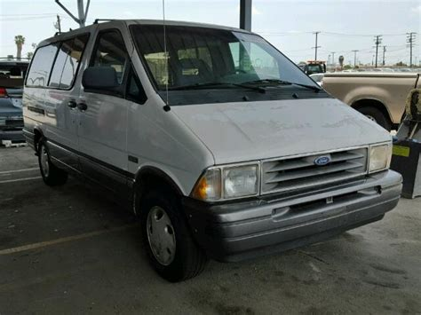 how to sell used cars 1997 ford aerostar parental controls 1997 ford aerostar for sale ca los angeles salvage cars copart usa