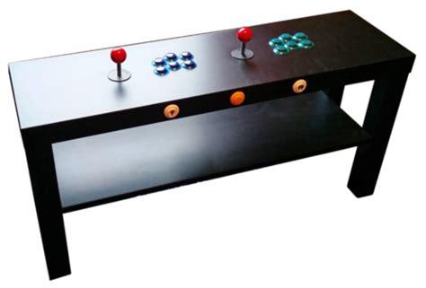 Ikea Lack Table c 243 mo construir una m 225 quina arcade barata con raspberri pi