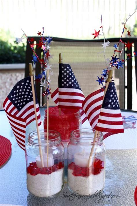 fourth of july centerpieces 33 front porch decorating ideas for the 4th of july family net guide to family