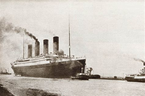 Titanic Sinking Spot by Titanic Bombshell Real Reason The Unsinkable Ship