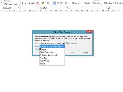 membuat brosur dengan word 2013 cara membuat post blog dengan microsoft word 2013 winpoin