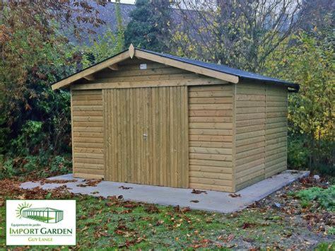 porte abris de jardin abri de jardin en bois classique import garden havr 233