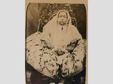 Qajar princess Ezzatoddoleh, daughter of Mohammad Shah ... Iranian Revolution