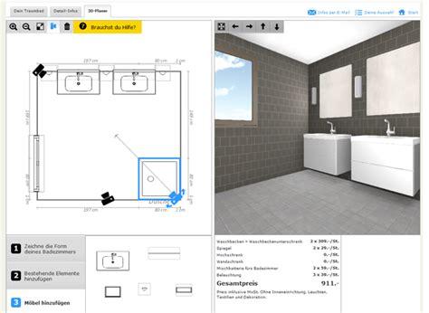 Ikea Badezimmerplaner Kostenlos by Badezimmer Planer Webnside