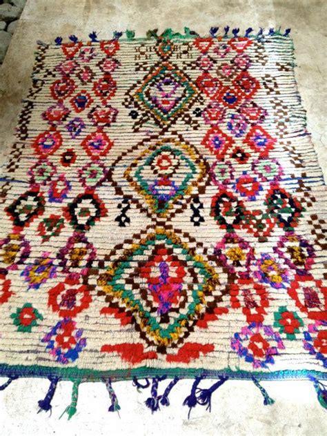 moderne farbige teppiche 70 interessante marokkanische teppiche archzine net