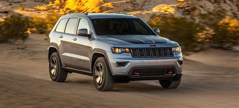 Grand Trailhawk Review by 2017 Jeep Grand Trailhawk Review