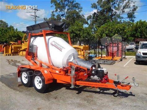 Mixer Cmx 07 interstate trailers cmx 1300 mobi cement mixer concrete