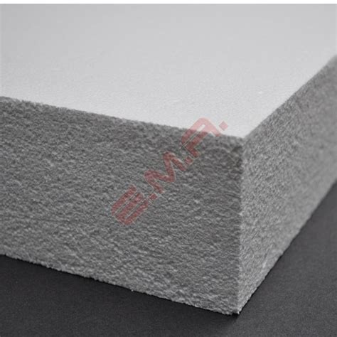 75mm Expanded White Foam Expanded Polystyrene Sheet