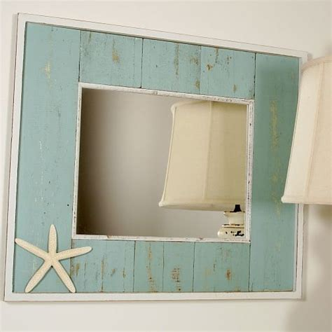 beach bathroom mirror beach themed bathroom mirrors genersys