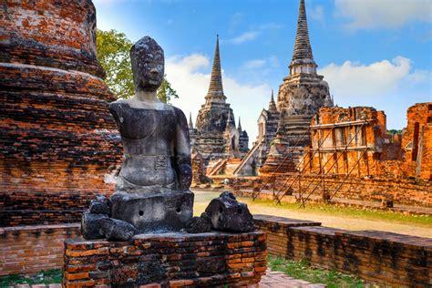 ayutthaya thailand  crazy