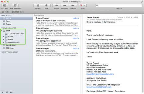 email layout erstellen mac apple mail mac os x riva