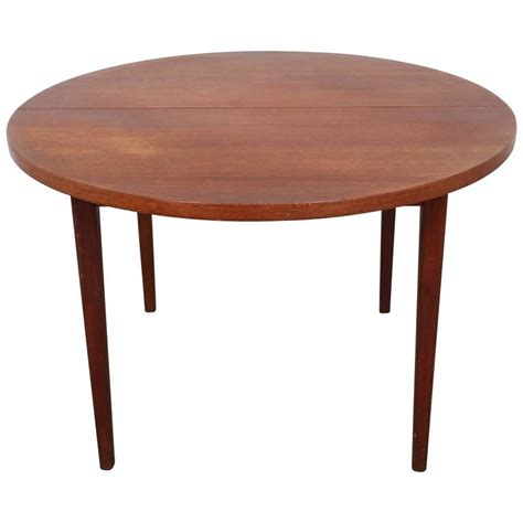 midcentury teak dining table for sale at 1stdibs