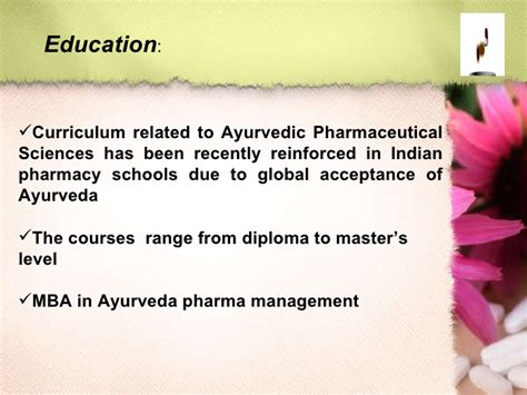 Mba In Pharmaceutical Companies In India by Changing Trends In Ayurveda Pharma Industry