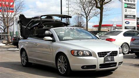 volvo   hardtop convertible  review village luxury cars toronto youtube