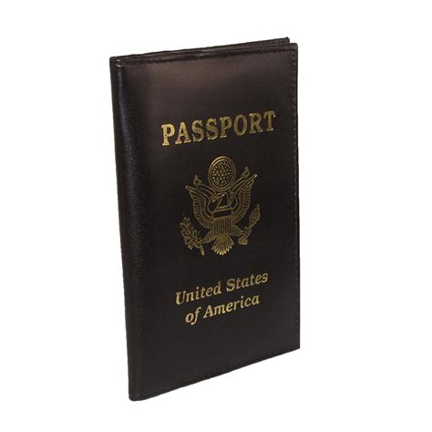 8 Passport Covers by Leather Travel Passport Cover By Ctm 174 Passport Covers