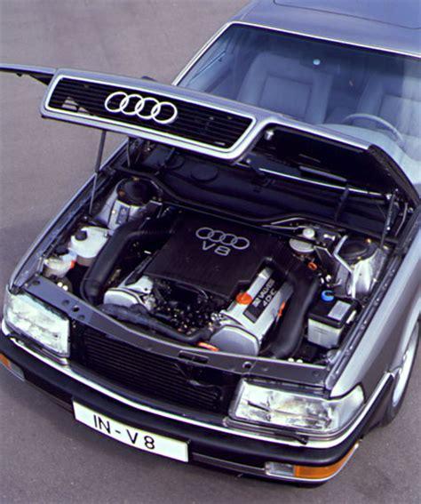 Audi V8 Motoren by Audi V8 Die Galerie