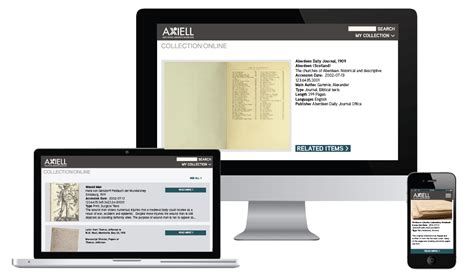 Archives Records Calm Archive Collections Management Systems L Axiell Alm