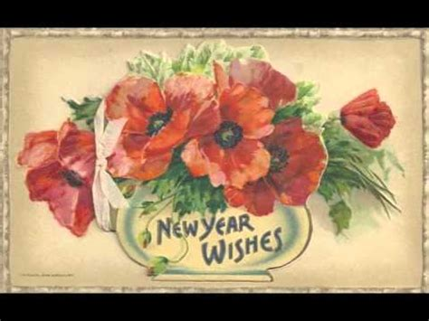 happy  year vintage christmas cards  youtube