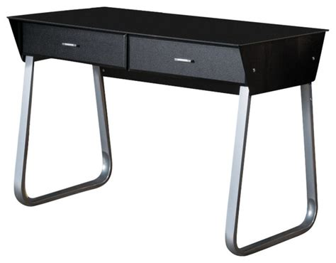 modern black desk with drawers three considerations to decorate black desk with drawers
