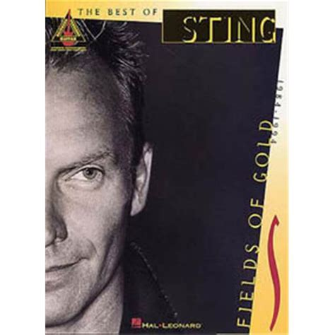 sting fields of gold best of sting fields of gold best of tab 201 puis 233