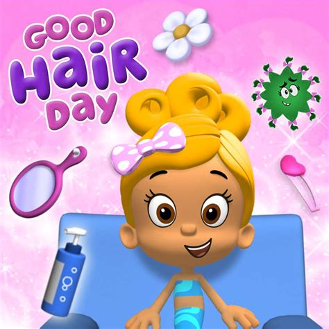 bubble guppies good hair day guppies good hair day game preschool dress up game