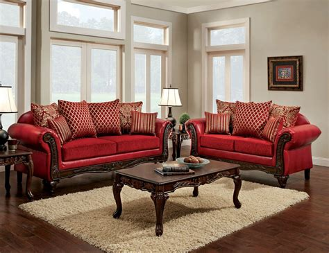 Living Rooms With Sofas by Sofa Sm7640 In Leatherette Fabric W Options