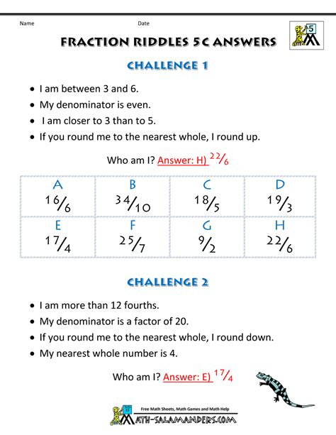Common Fraction Worksheets by 100 Reducing Fractions Worksheets Common