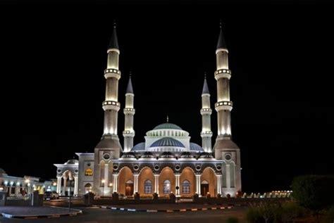 Al Furuuq masjid al faruq destinasi wisata halal yang menawan