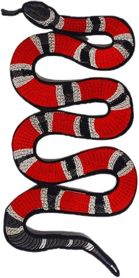 gucci pattern png gucci snake guccisnake blackandred tumblr taehyung free