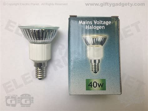 Large Lava L Replacement Bulb by Lava L Bulb 40w Halogen Ses Giftygadgety