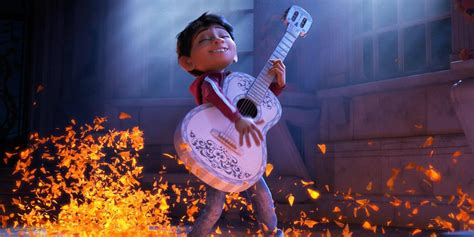 Coco Pixar   coco teaser trailer pixar s musical takes on day of the dead
