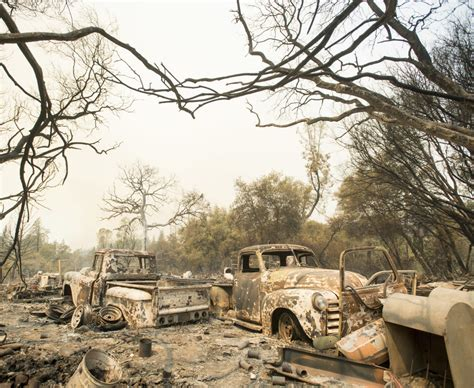 Records California Homes Wildfire Destroys California Homes As Heat Wave Sets Records Portland Press Herald