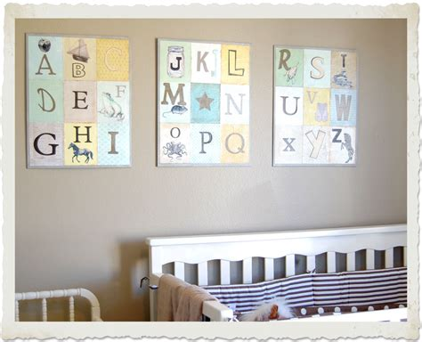 Nursery Wall Decor Nursery Room Wall Decor The Graphics