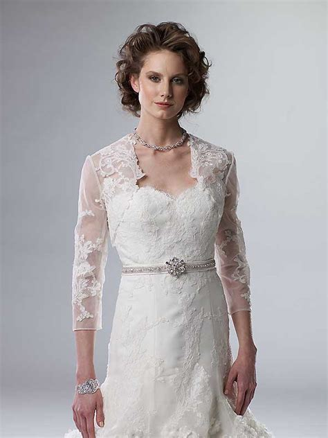 wedding dresses for older women with sleeves