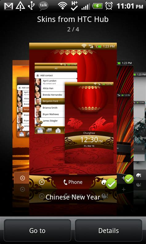 htc hub themes htc inspire 4g review android central