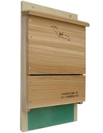bat house kit duncraft com single chamber obc bat house kit