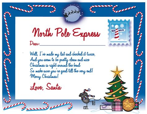 printable christmas letter from santa reply letter from santa claus search results calendar 2015