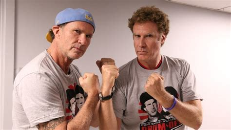 red hot chili peppers chad smith will ferrell rhcp s chad smith to reteam for all star