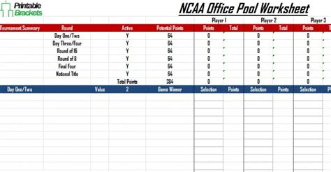 ncaa office pool march madness office pool 187 printable