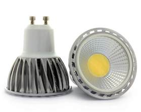 led len gu 10 gu10 led bulb 6w smd cob spotlight 50w 60w halogen