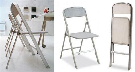 sedia pieghevole design sedia pieghevole alu di calligaris con struttura in alluminio