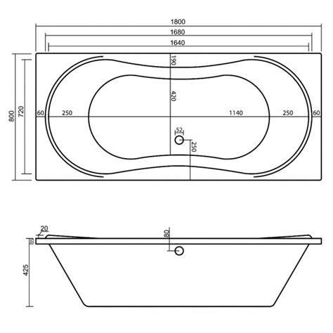abmessungen badewanne klangbad musikbadewanne 1800 x 800 mm beleuchtung mit