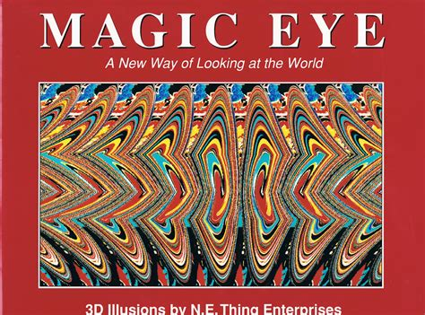 seeing books library of rescued books magic eye a new way of