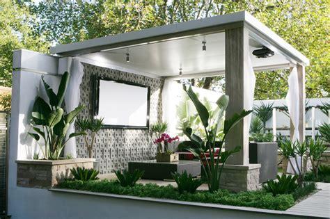 How To Build A Cabana Solarspan 174 Patios And Pergolas Design Ideas Builders