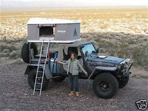 Jeep Roof Tent Jeep Roof Tent Overland Trailers Roof Top Tents