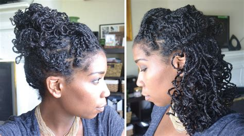 easy and quick party hairstyles quick and easy party hairstyles with mini twists natural