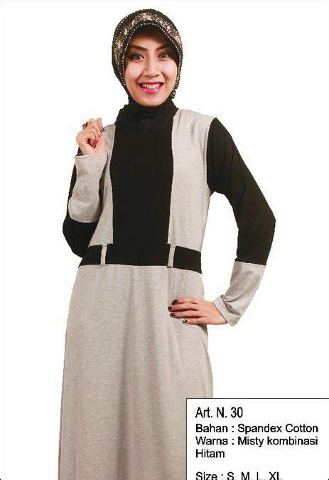 Gamis Syar I Bulu Navy galeri azalia toko baju busana muslim modern dan berkualitas naf1ah kaos muslimah