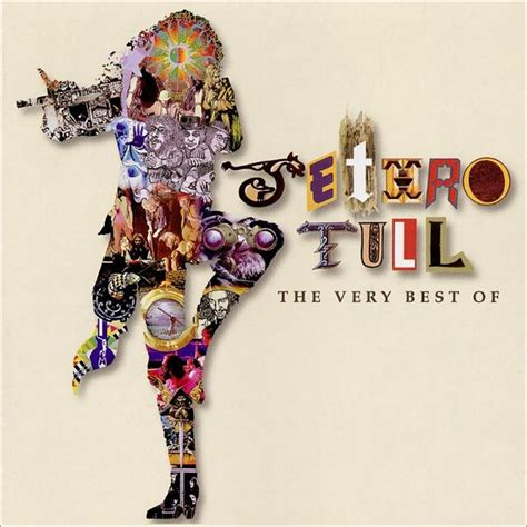 jethro tull the best of car 225 tula frontal de the best of de jethro tull