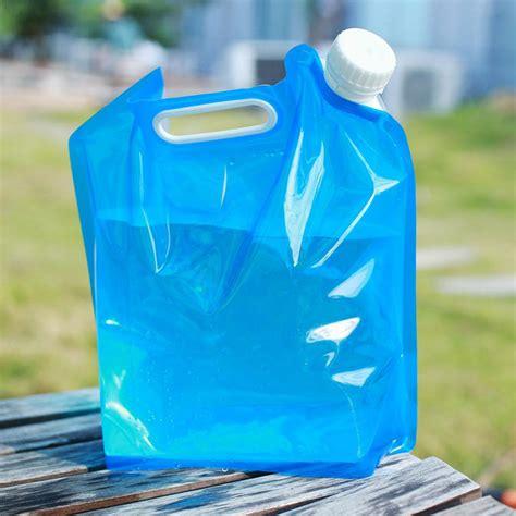 6 Botol Minum 1liter Botol Air 1 Liter Cleo Evo Square 1 kantong air minum portable cing water storage 10 liter blue jakartanotebook