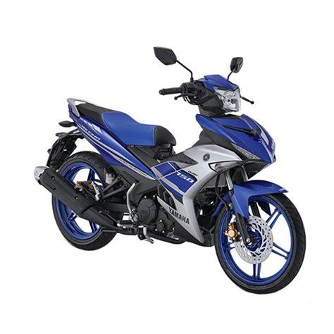 Lu Led Motor Jupiter Mx jual yamaha jupiter mx king sepeda motor racing blue